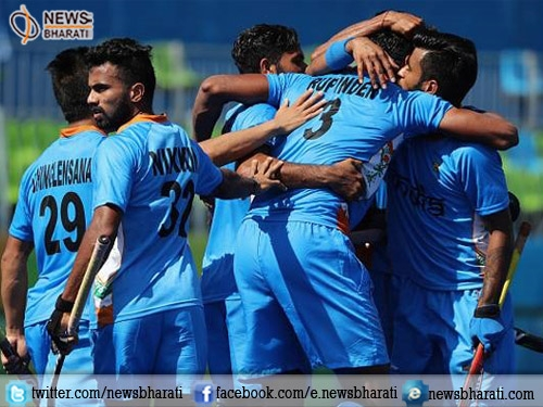 4-1 victory against Malaysia bags bronze medal for India at four nation hockey tournament