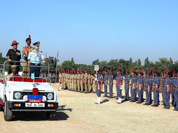 National Cadet Corps celebrates its 68th Raising Day