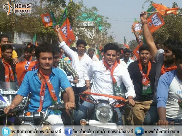 After Maharashtra, BJP scores big in Gujarat by-polls election bagging 109 seats