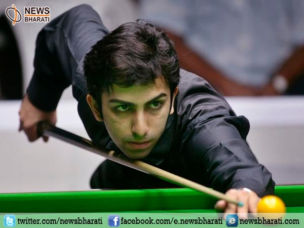 Indian Champ Pankaj Advani claims bronze medal at IBSF World Snooker Championship