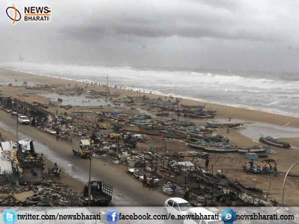 NDMA warns fishermen as cyclone 'Nada' turns towards Tamil Nadu & Puducherry