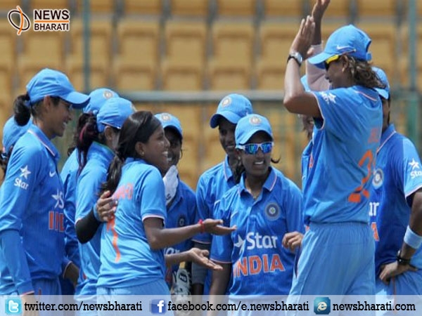 Indian women beat Pakistan at the T20 Asia cup final