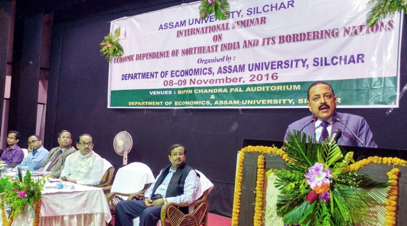 Northeast region is the key factor for 'Act East' policy: Dr Jitendra Singh