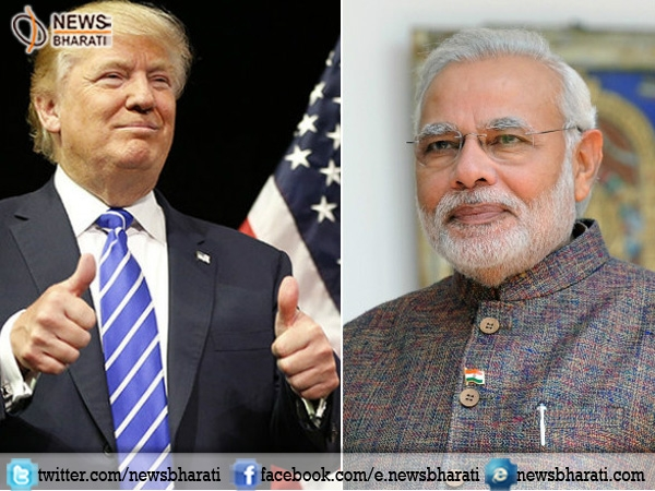 PM Modi congratulates Donald Trump; says India looks forward to take bilateral ties to new heights
