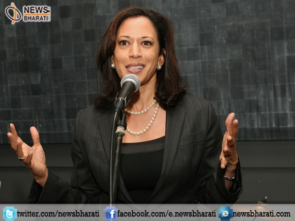 Kamala Harris creates history; becomes first Indian-American to serve in the US state