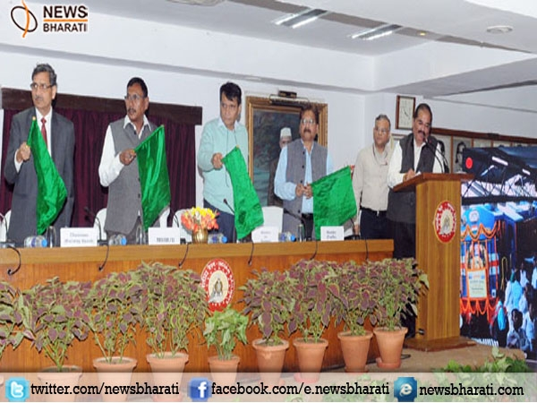 For better rail connectivity: Rail Min flags off Gorakhpur-Badshahnagar daily express