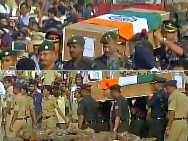 Martyrs of Nagrota attack's last rites held with full state honours