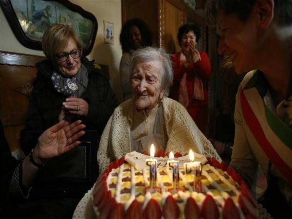 'World's oldest living human' Emma Morano turns 117th