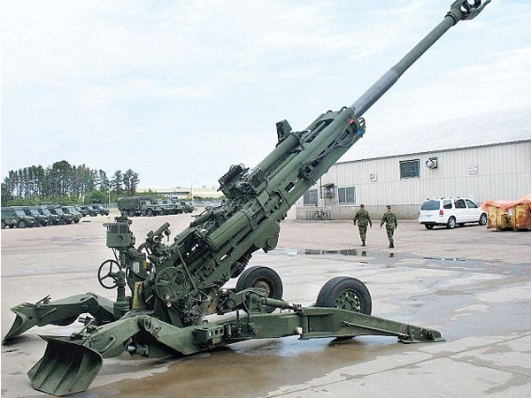 India signed Rs.5000 Cr deal for 145 M777 ultra-light howitzers with US