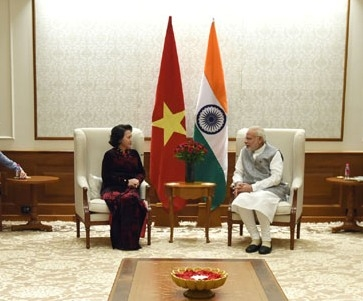 Civil nuclear cooperation pact signed between India and Vietnam