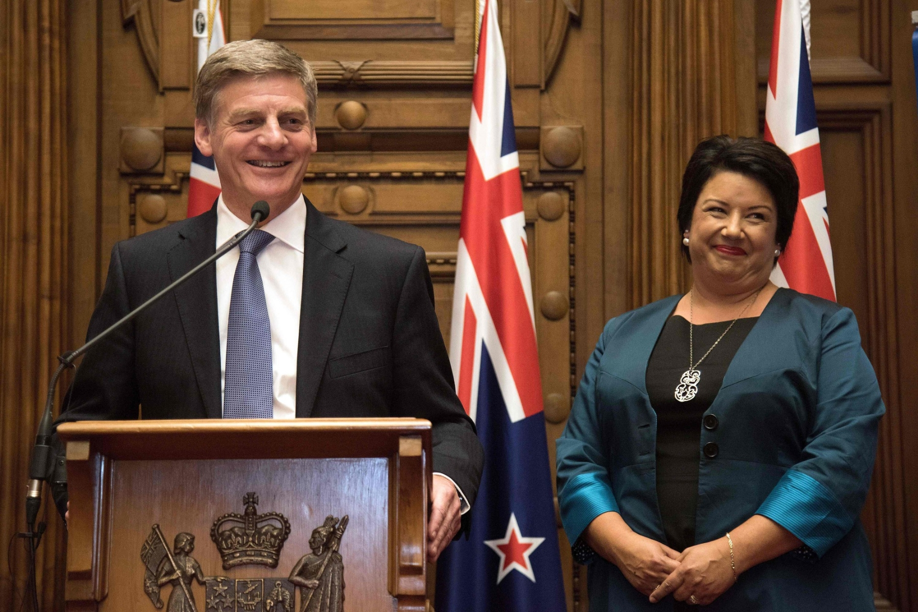 Bill English, once a farmer, will be New Zealand Prime Minister replacing John Key