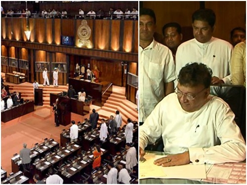 Sri Lanka set to restructure its Constitution: Parliament to debate on new one