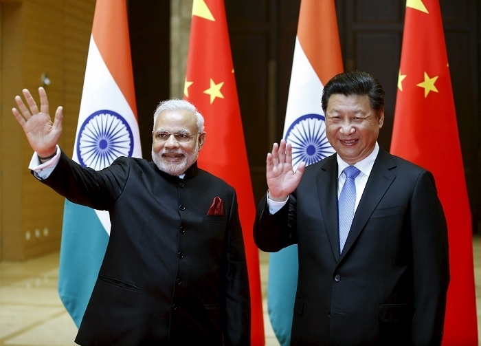 Trade between   India and China to cross $65 by the year-end