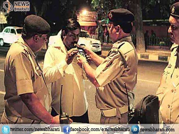 """Don't Drink and Drive"" campaign in Guwahati to curb and raise awareness about drunken driving"