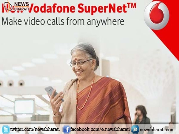 Vodafone Launches SuperNet 4G services to enjoy the best mobile internet experience in West Bengal