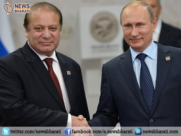 Pakistan and Russia consults each other on regional issues for the first time ever