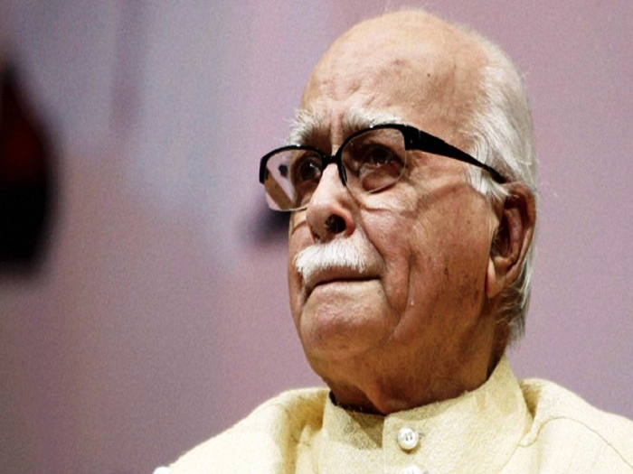 Anguished Advani pours his heart out on Parliament logjam