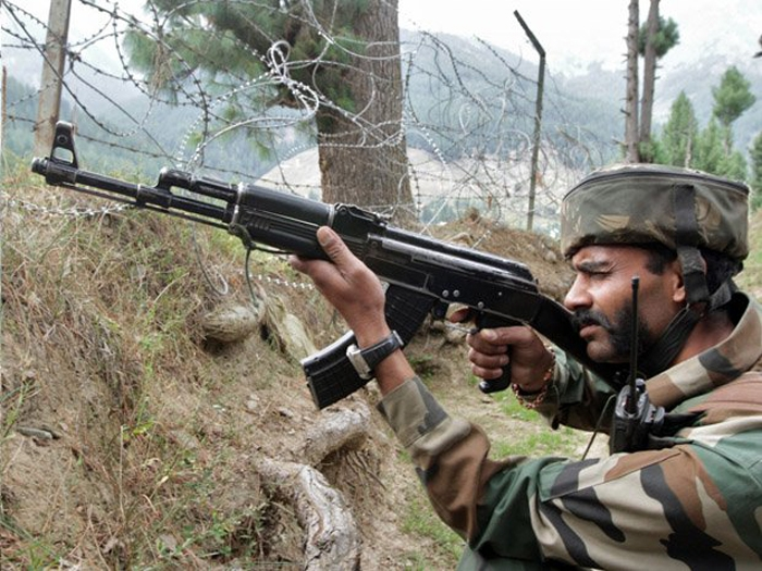 Top LeT man Abu Bakr killed in encounter by security forces in J & K