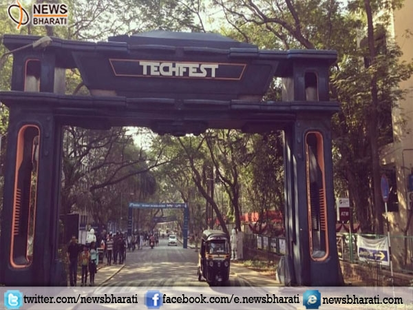 Largest Science and Technology festival IIT Bombay TechFest starts today