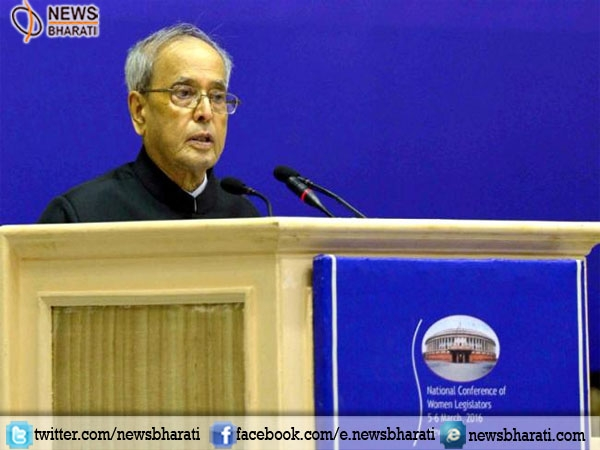 India is a guiding light in spiritual leadership says President Mukherjee