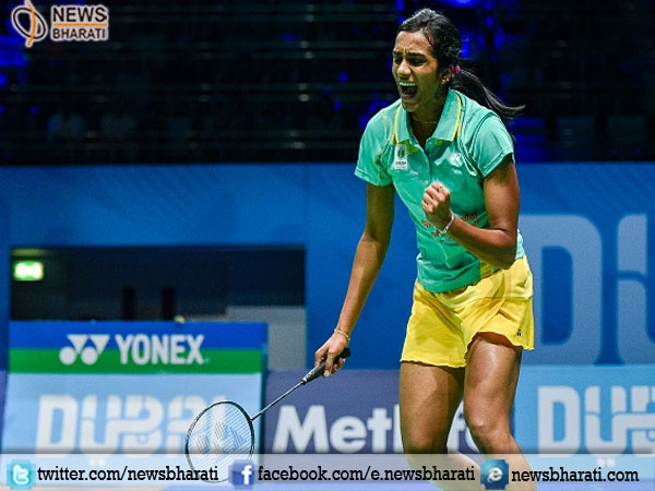 PV Sindhu beats Carolina Marin at BWF World Super Series Final to enter Semis