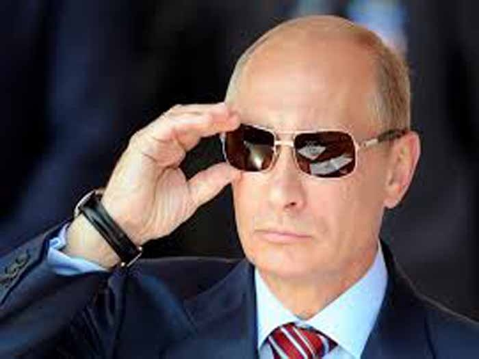 Putin ranked world's most powerful leader by Forbes magazine