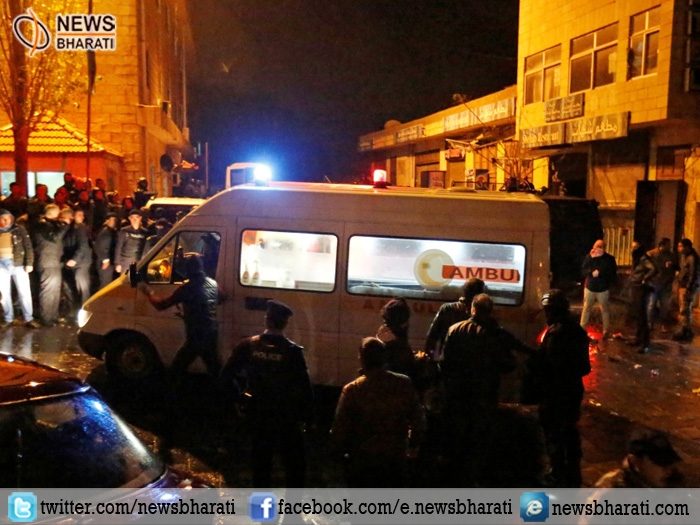 Gunmen assaulted series of attack on Jordanian police, 10 killed and 34 others wounded