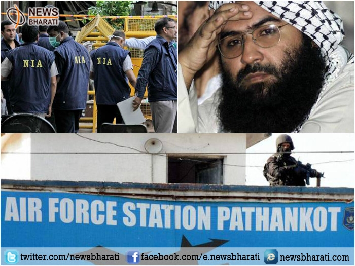 NIA files charge sheet against Jaish-e-Mohammad in pathankot airbase terror attack