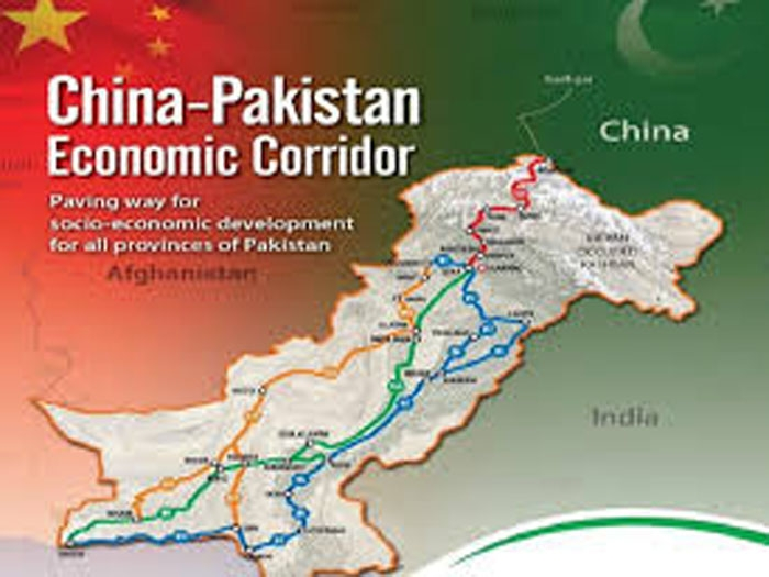 China urges Pakistani parties to support CPEC scheme
