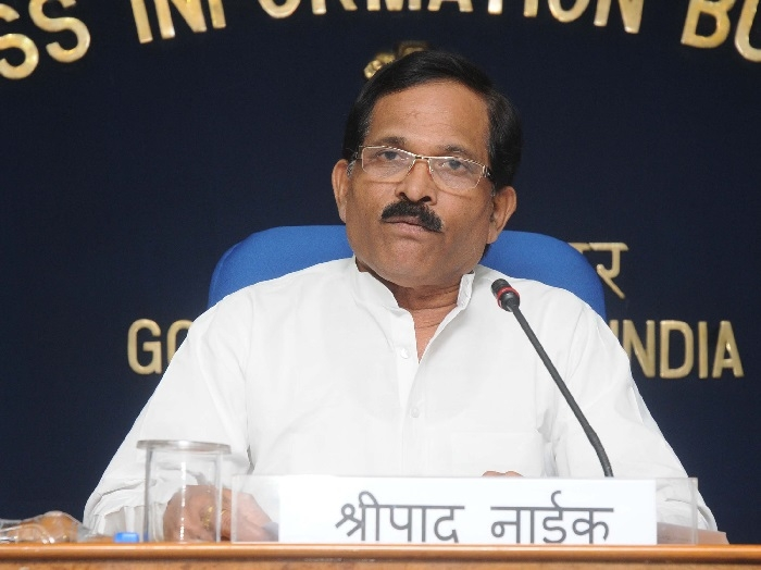 AYUSH  Minister Shripad Naik  to inaugurate the North Eastern Institute of Ayurveda & Homoeopathy tomorrow