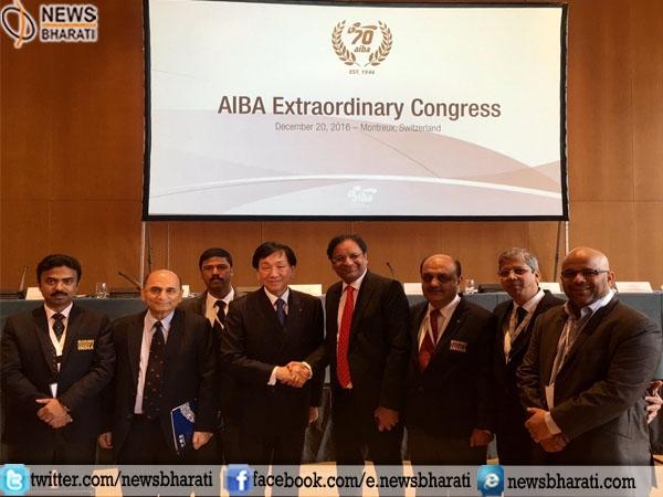 Boxing Federation of India gets permanent International Boxing Association membership