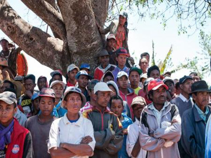 Madagascar citizens protest Chinese companies' growing clout