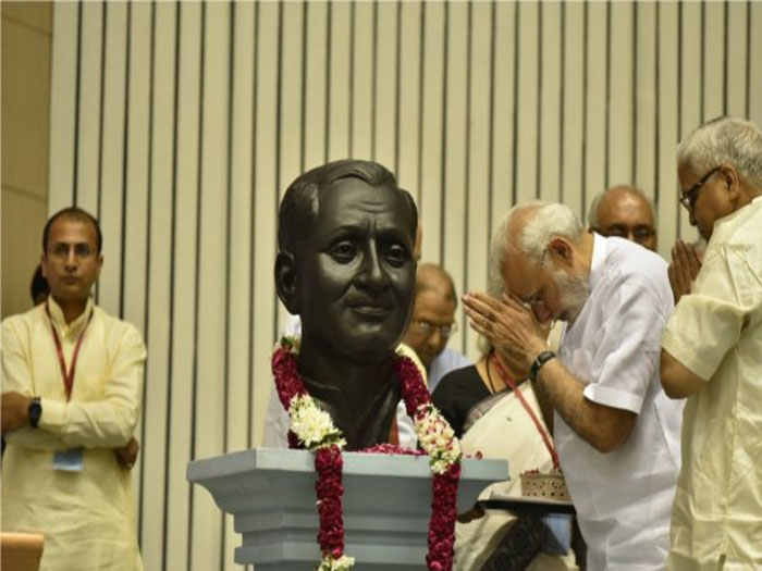 Has Modi government been true to Deendayal Upadhyay?