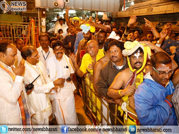 Aadhar card must for pilgrim to get 'privileged special entry darshan'
