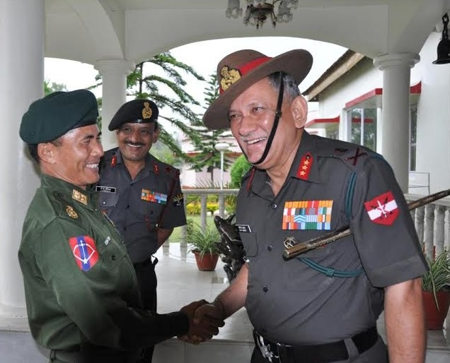 New Army Chief, New Challenges ahead