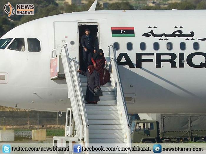 Plane hijacker surrenders after releasing all Libyan hostages in Malta