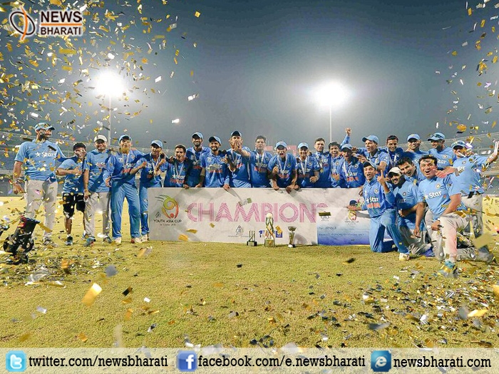India defeats Sri Lanka by 34 runs and bags Under-19 Asia Cup title