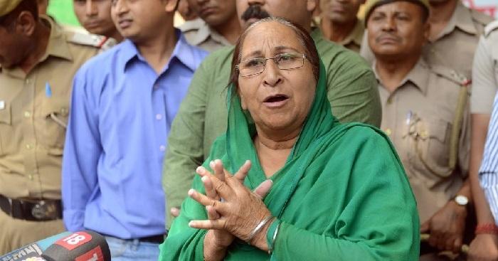 Sarabjit Singh's sister Dalbir Kaur joins BJP