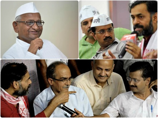 Swaraj India corners AAP: Asks about political funding dubiety and crores collected in Punjab