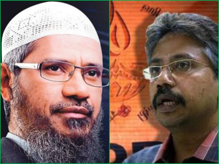 Hindraf dares Malaysian government on PR status to Zakir Naik