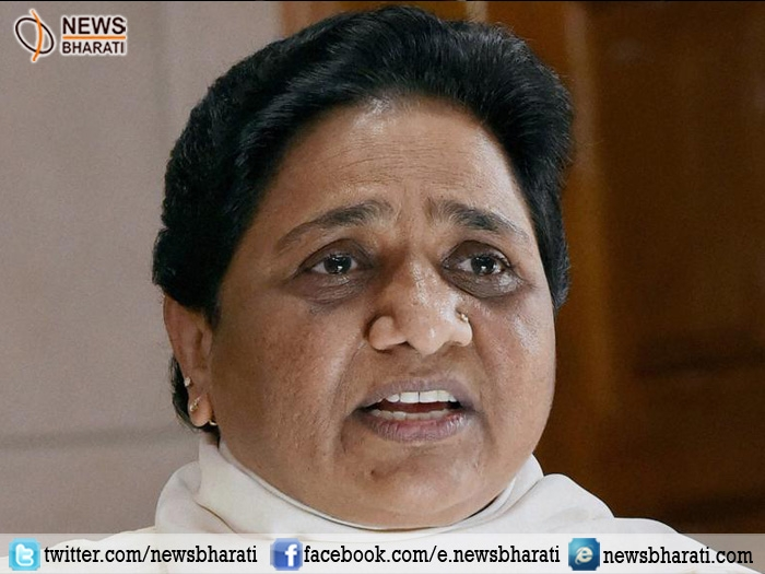 ED exposes BSP; over 100 crores deposited in account after demonetisation