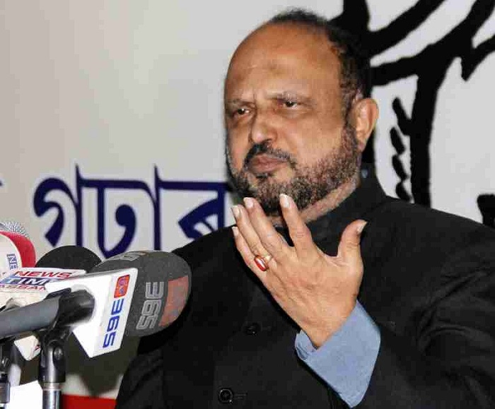 Home ministry says no to NSG security cover for AGP chief Prafulla Kumar Mahanta