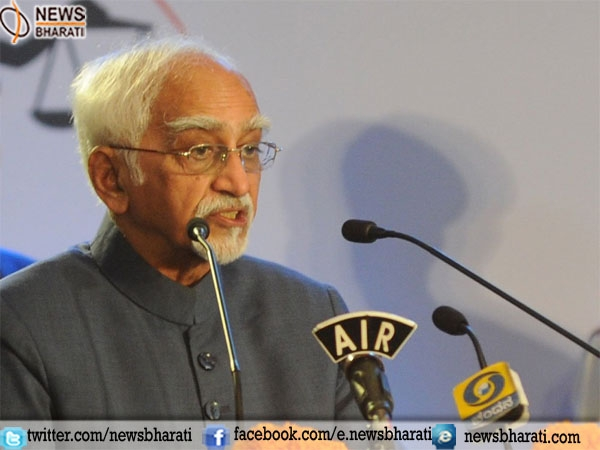 Domestic threats to security can be conventional or non-conventional: Hamid Ansari