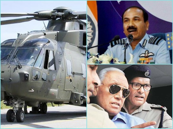 SP Tyagi not to get any sympathy if charges proved in #AgustaWestland case: Air Chief Arup Raha