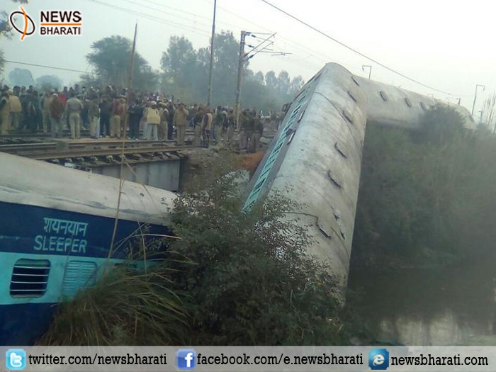 Bihar police hints the involvement of Pakistani spy agency ISI in train accidents