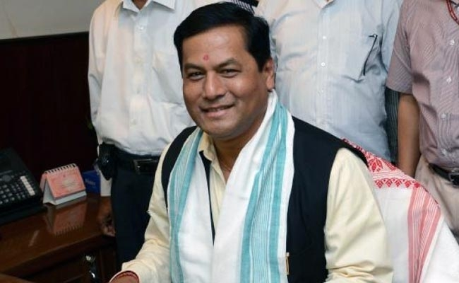 Chief Minister Sarbananda Sonowal pitches for efficient road connectivity