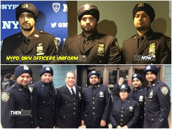 NYPD respects Sikh tradition: Now Sikh officers can wear full turbans