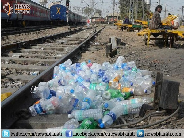 Northern Railways to install bottle-crushing machines to avoid reuse of drinking water bottles