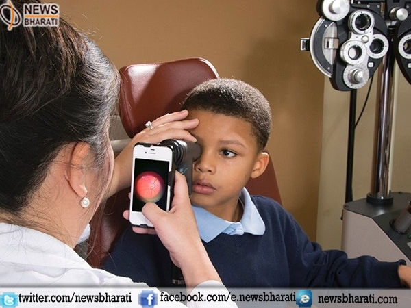 Smartphone app to let you detect eye disease in its early stages