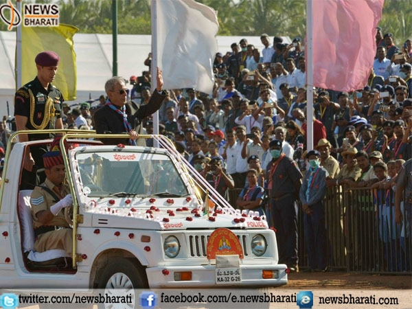 17th National Jamboree of Bharat Scouts and Guides aim to redeem national intergration